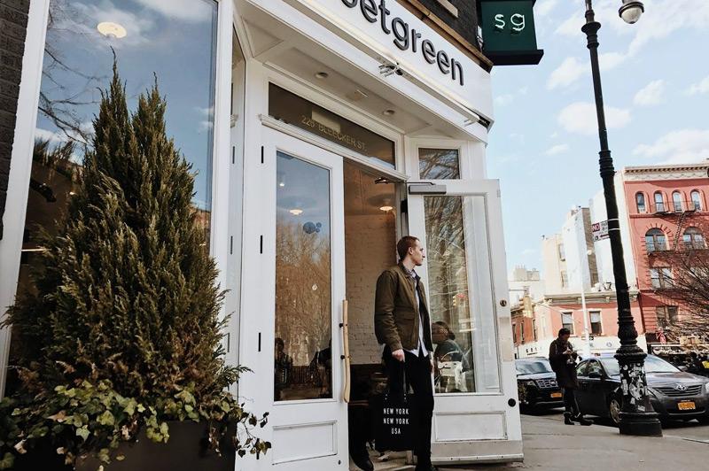 Sweetgreen Tribeca, New York City
