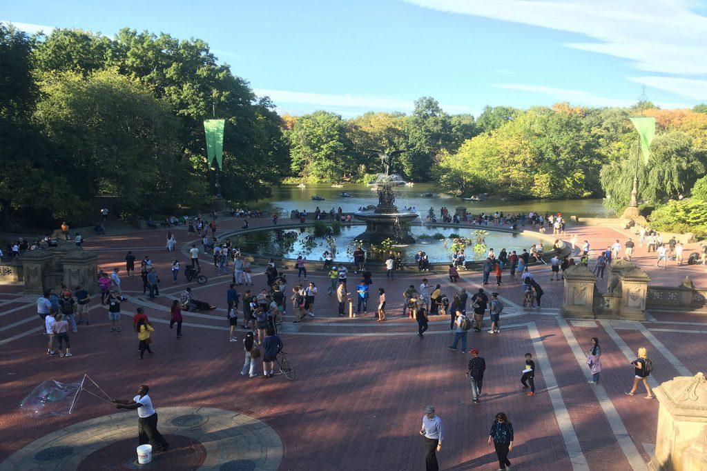 Lincoln Square & Columbus Circle