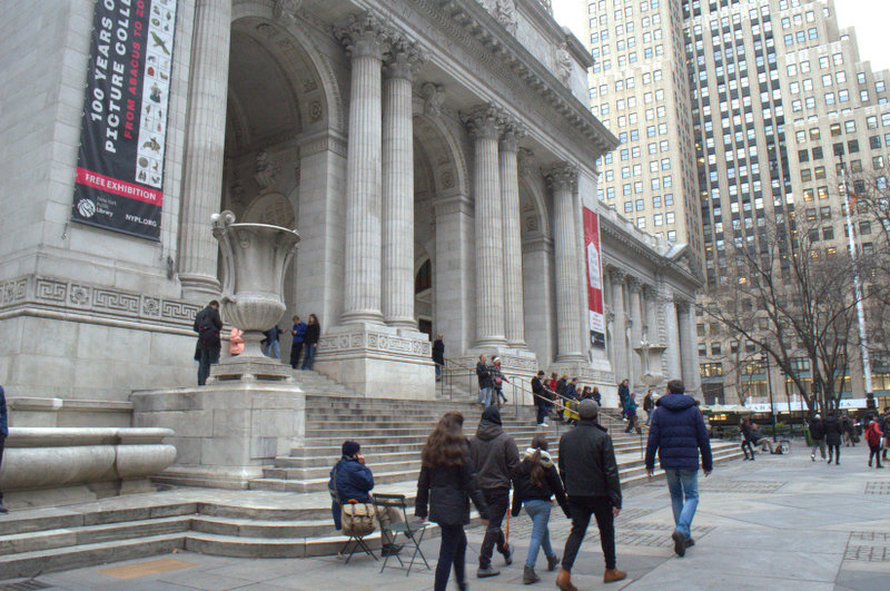 Hotspots uit Sex and The City in New York