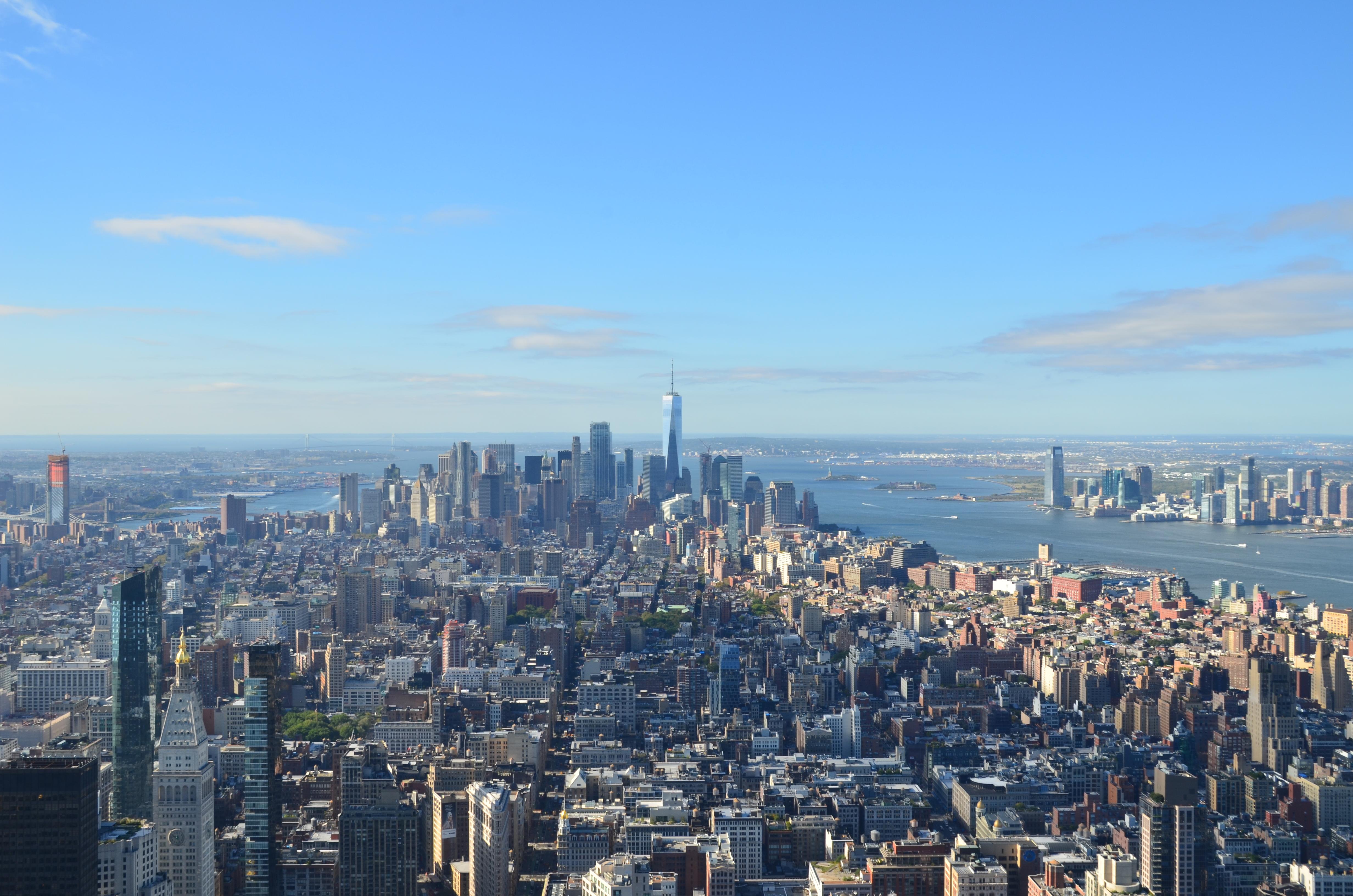 Dagplan voor 5 dagen New York