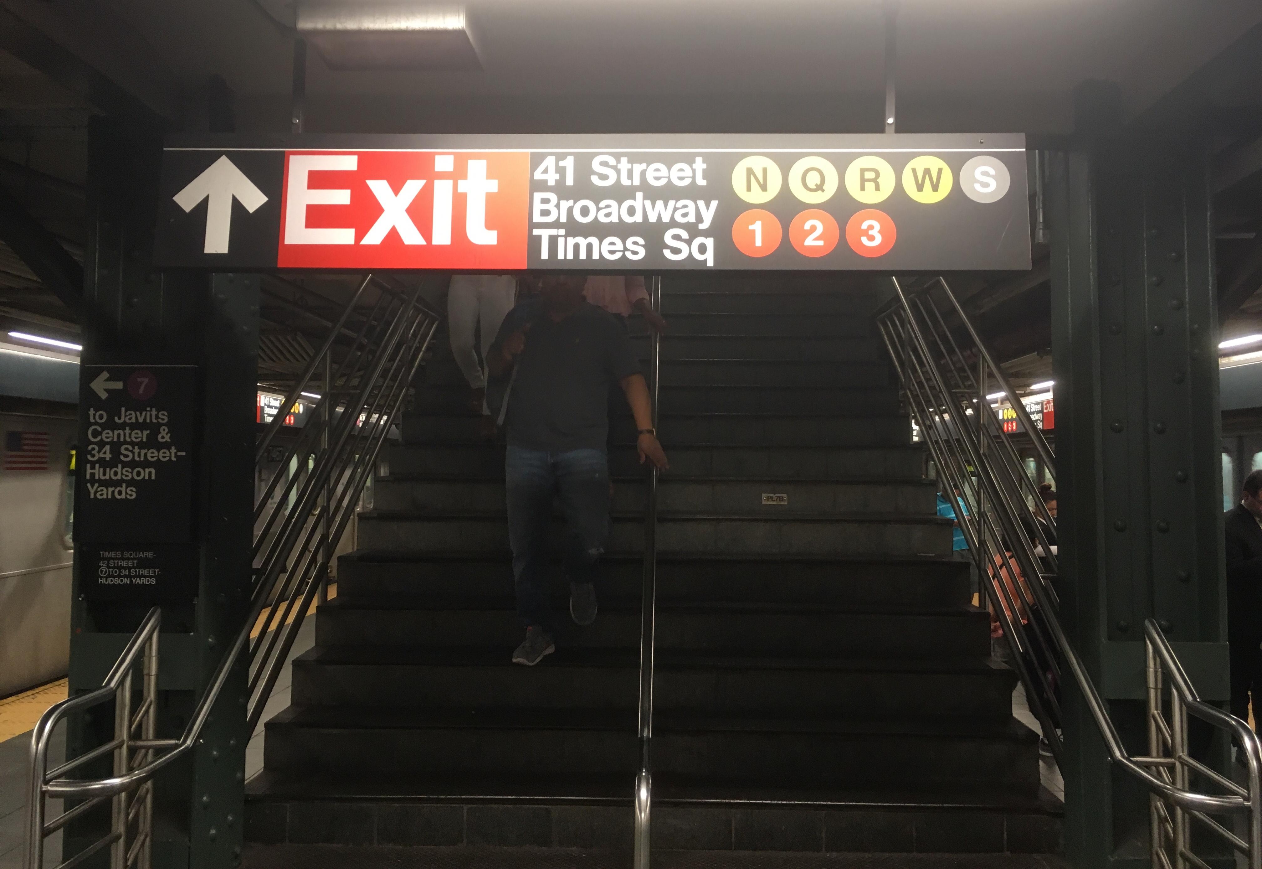Oriëntatie New York