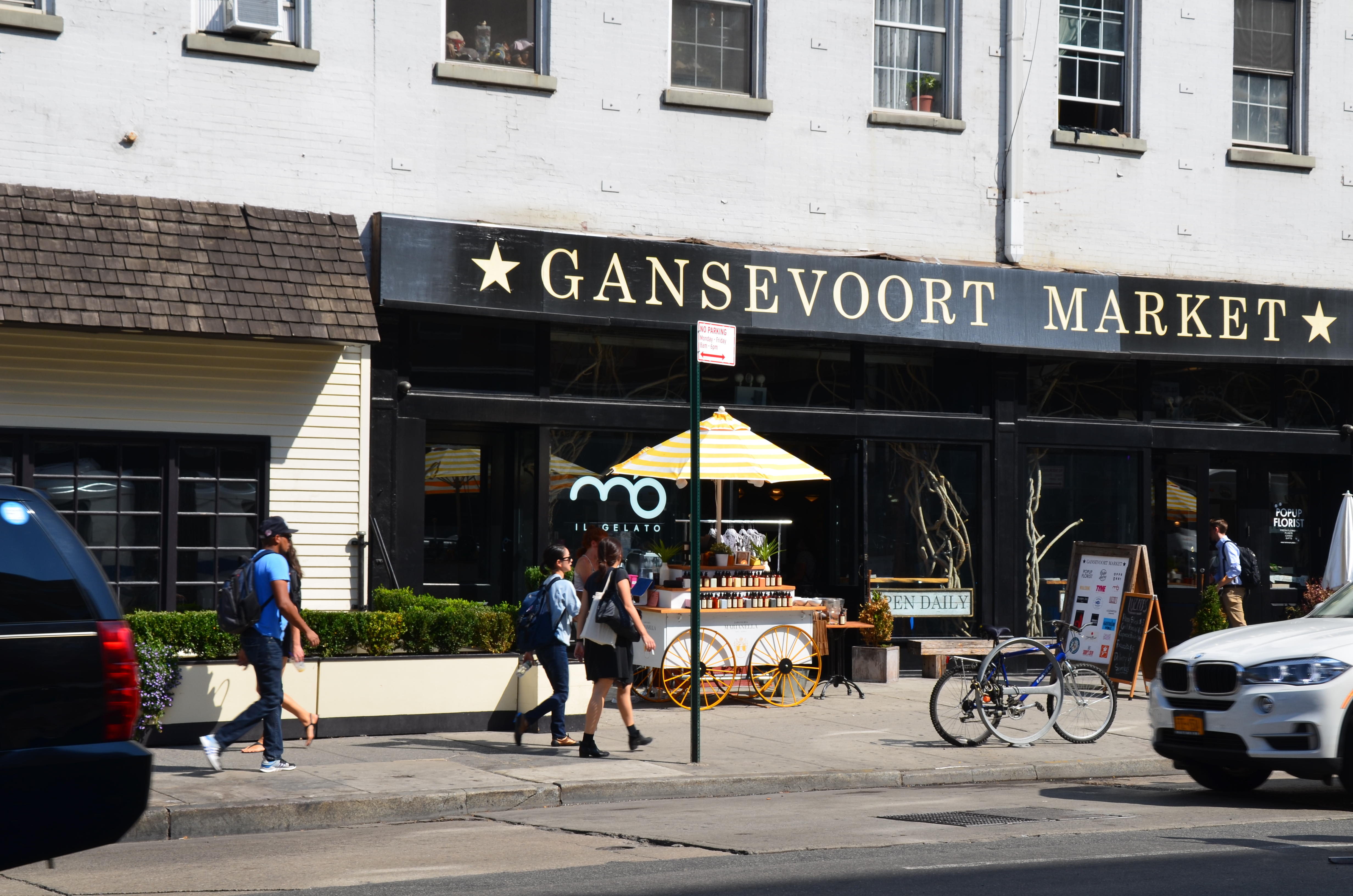 Hotspot Gansevoort Market