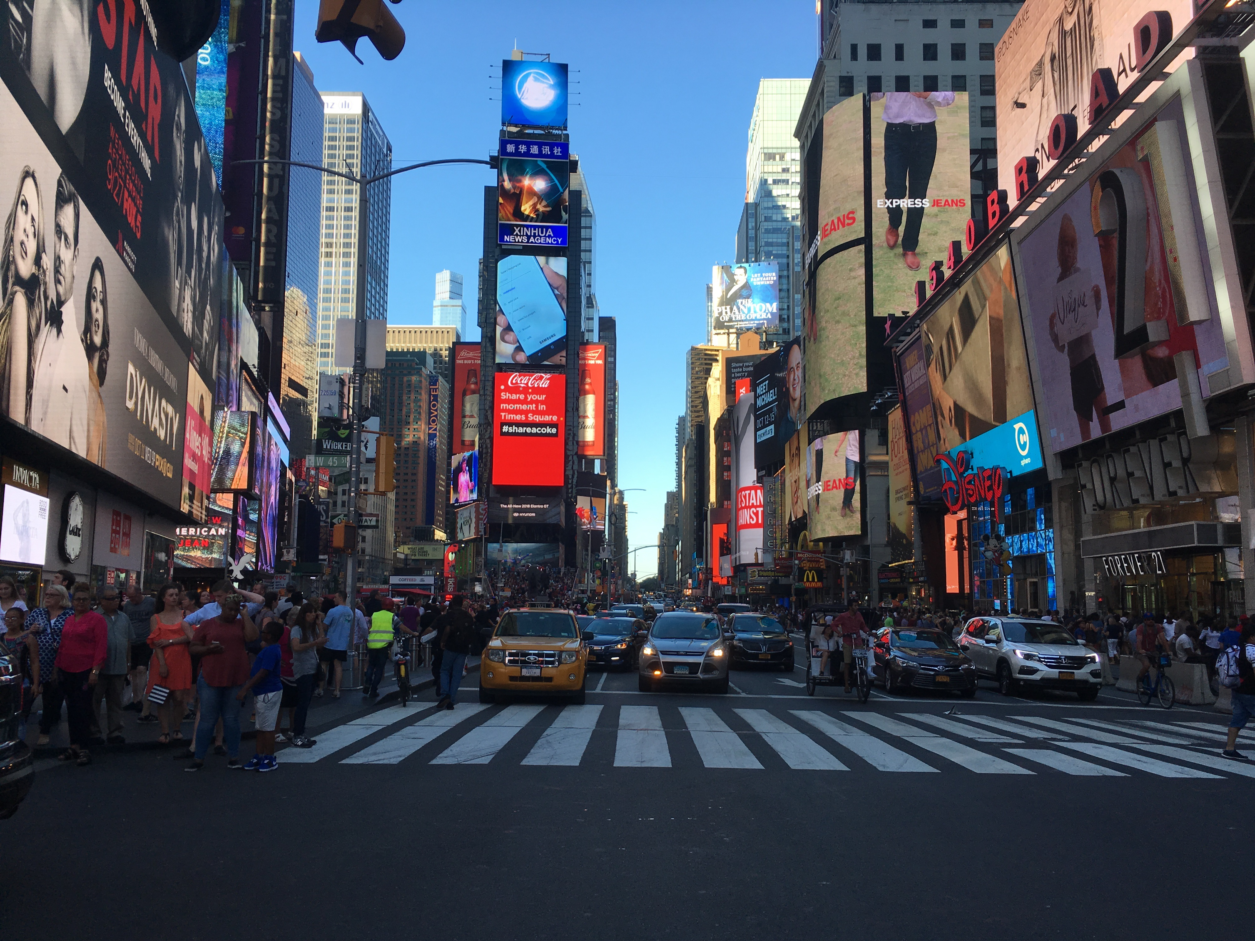 10 must do's when you visit New York City