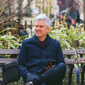 Pim Zeegers in NYC